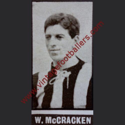 81948009700 McCracken Billy Image 2 Newcastle United 1913 - Vintage Footballers