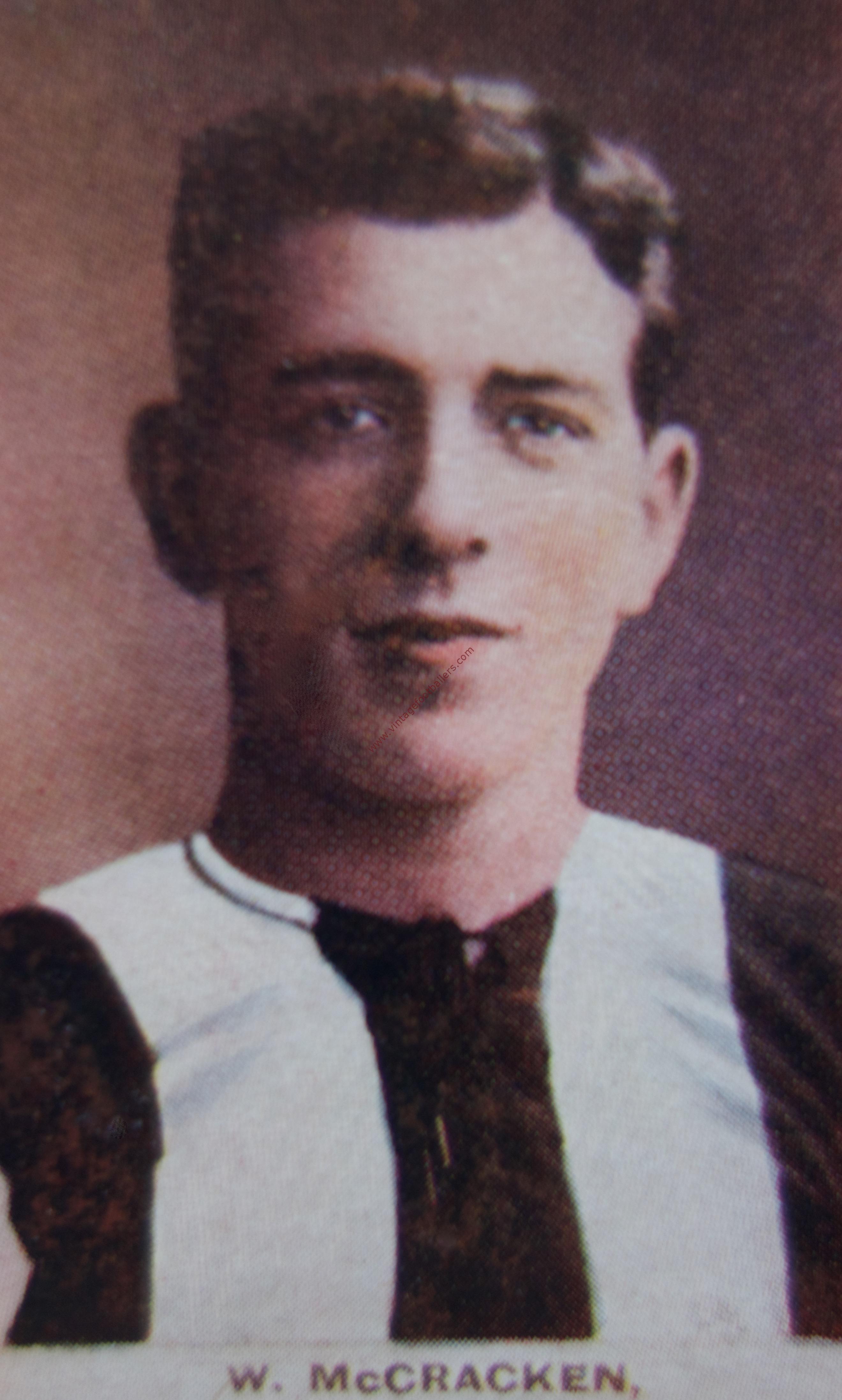 cc4c11af2d5 McCracken Billy Image 12 Newcastle United 1922 - Vintage Footballers