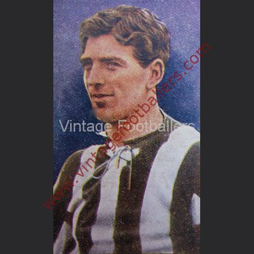 38a700532d7 McCracken Billy Image 1 Newcastle United 1922 - Vintage Footballers