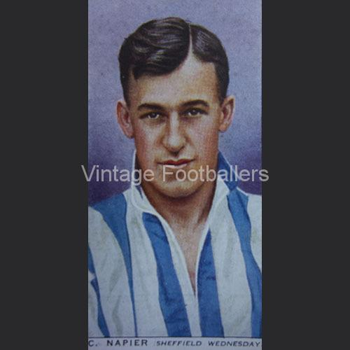 Napier Charles Sheffield Wednesday Image 2